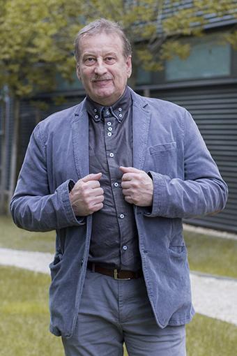 Zsuráfszky Zoltán, a Magyar Nemzeti Táncegyüttes művészeti vezetője